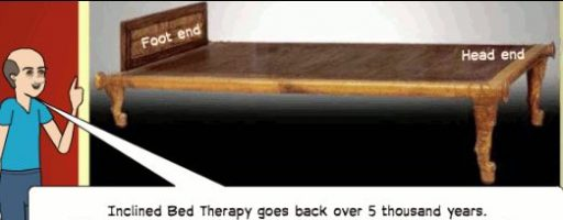 Inclined Bed Therapy
